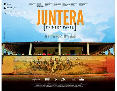 Juntera. Primera parte. Largometraje documental (2014)