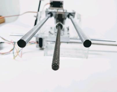 MINIM Miniature Minimal Robotic Artist