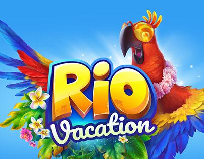 Rio Vacation logo