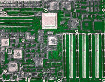 Satellite - Motherboard/Motherland II