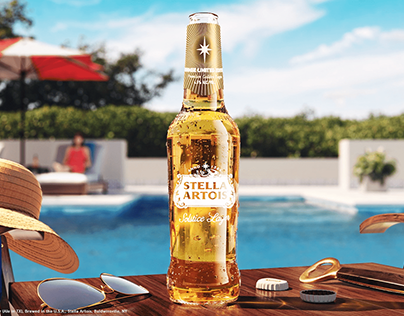 Stella Artois- Summer Lager