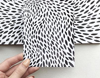 Postcard illusion