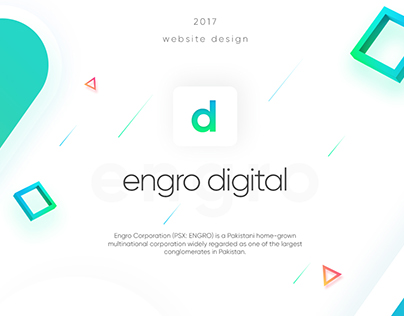 Engro Digital Web Design