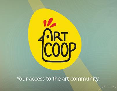 Art Coop App
