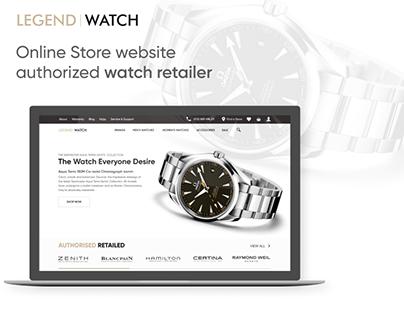 Watch Online Store