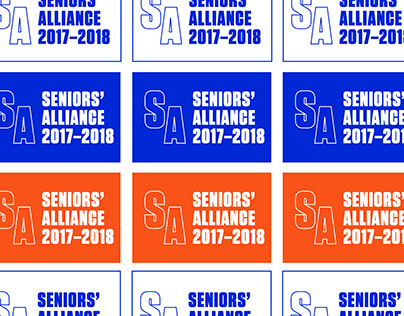 Seniors' Alliance 2017–2018