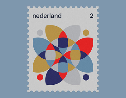 Dutch Stamp series