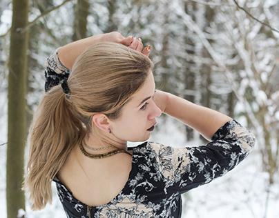 Мороз и ветер, день чудесный