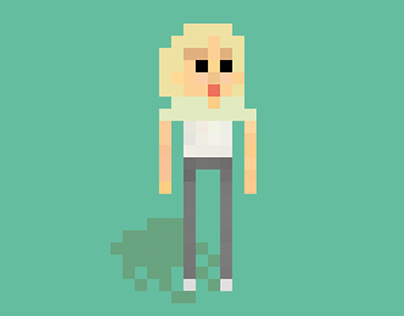 Pixel Self