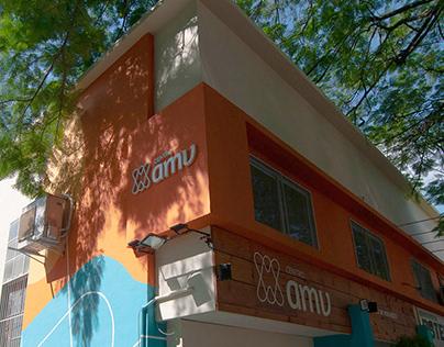 Centro AMV - rebranding