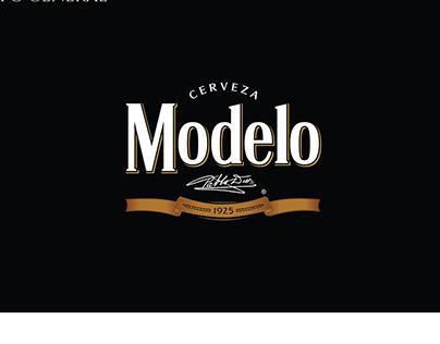Nuevo Logo Cerveza Modelo
