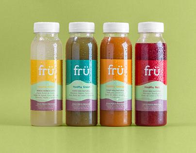 Frü Cold Press Juice