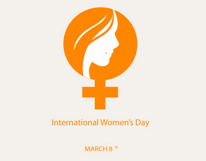 International women's day - 8 March