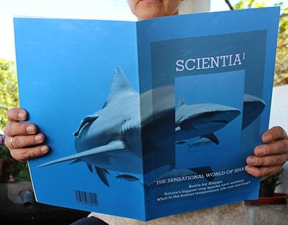 Publicação editorial - Scientia