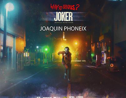 The Joker Movie Poster