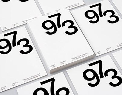 973 Magazine, Issue 1