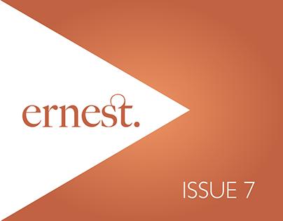 Ernest Journal, Issue 7