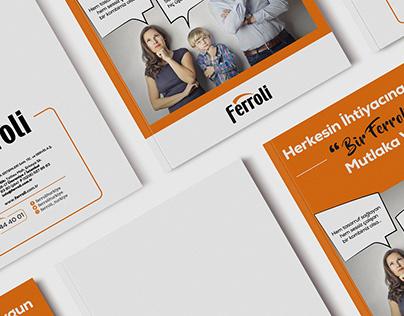 Ferroli İnfomobil Kitapçığı