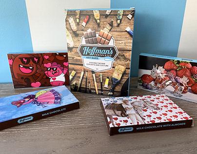 Hoffman's Chocolates Art Bars