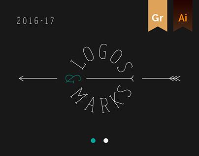 Logos & Marks 2016-17