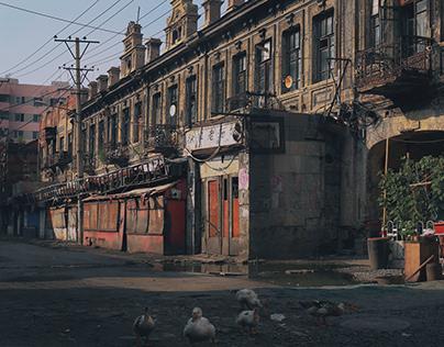 Baroque Ruins in Harbin