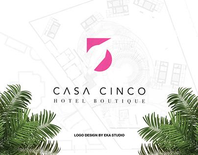 LOGO & BRANDING || Casa Cinco