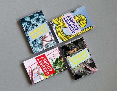 Corporate Design Gerbert&Dürst