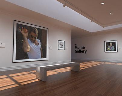VR // The Meme Museum