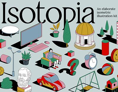 Isotopia - Illustration kit