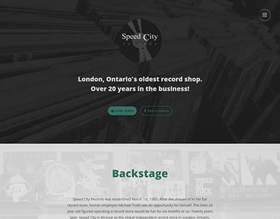 Speed City Records