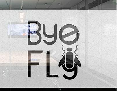 logo: Bye Fly