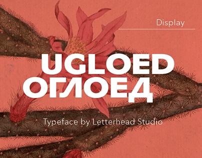 Ugloed Typeface