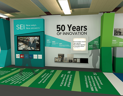 SEI Investments - Timeline Installation Exhibit