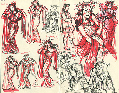 My sketchbook 02