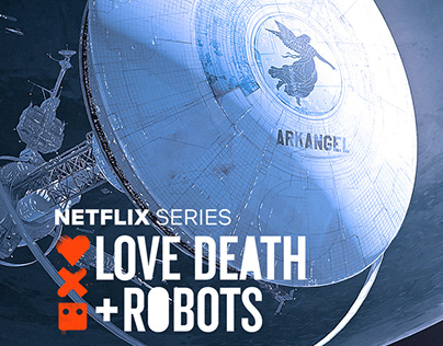 Love Death and Robots_Arkangel Station