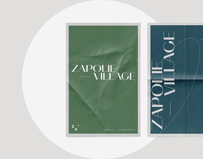 Zapolie village | web.