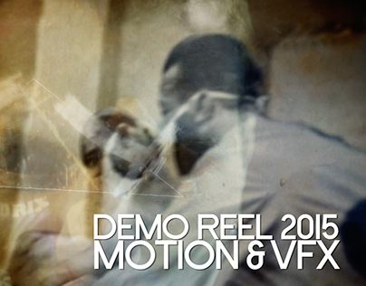 Gregori Bastos - Demo Reel Motion & VFX 2015