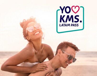 YO ❤ KMS. LATAM Pass
