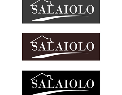 Proposal of a logo for real estate agency