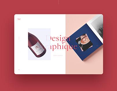 Sophie DKF - Website