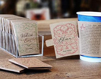 Minoa Books & Coffee Kitapsever Kahve Tutacağı