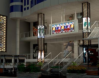 Mall Entrance Design (20180314)