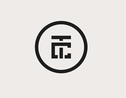 TC logo design