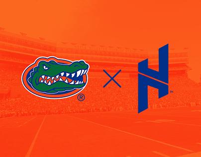 2020 Florida Gators Football Graphics