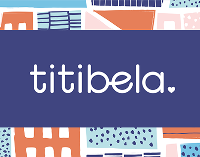 TITIBELA // LOGO, BRANDING AND ILLUSTRATIONS