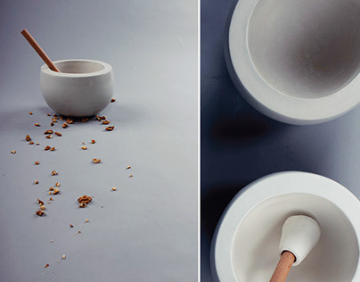 MORTAR&PESTLE