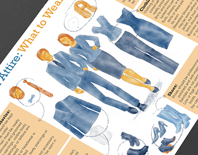 Dress Code Infographic: Proposal