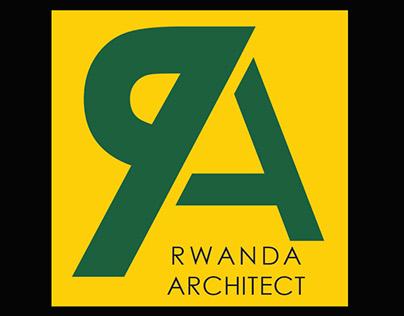 Rwanda Architect Logo Design