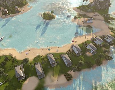 Encore Island Resort