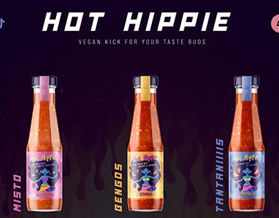 HOT HIPPIE Jesse Showalter design challenge